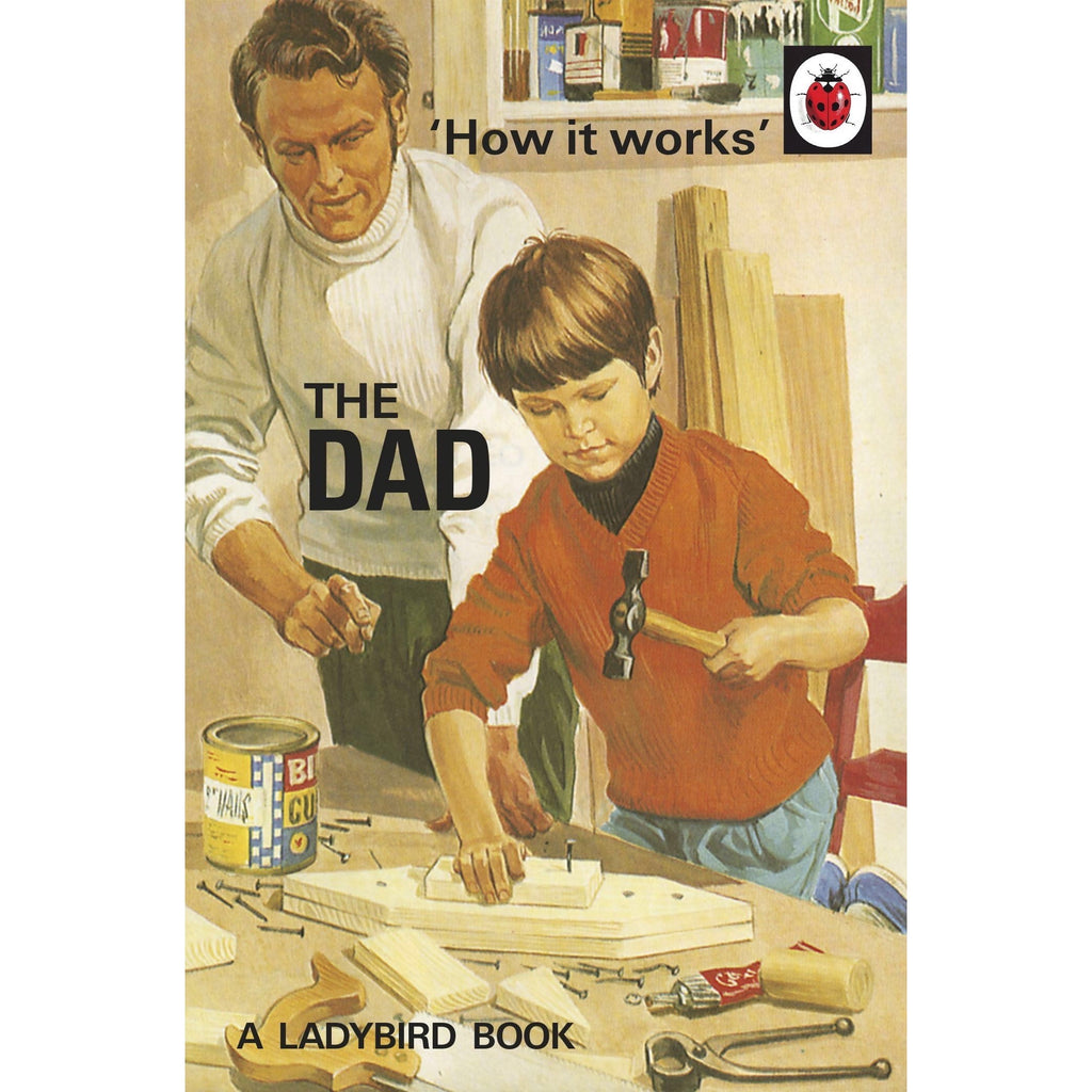 How It Works: The Dad - New Book