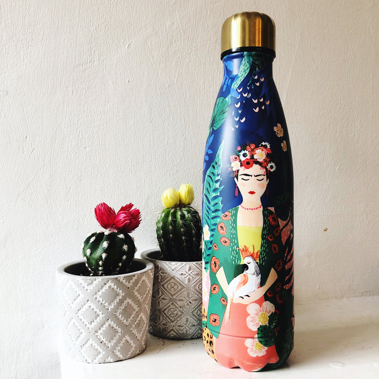 Frida Kahlo Thermal Flask