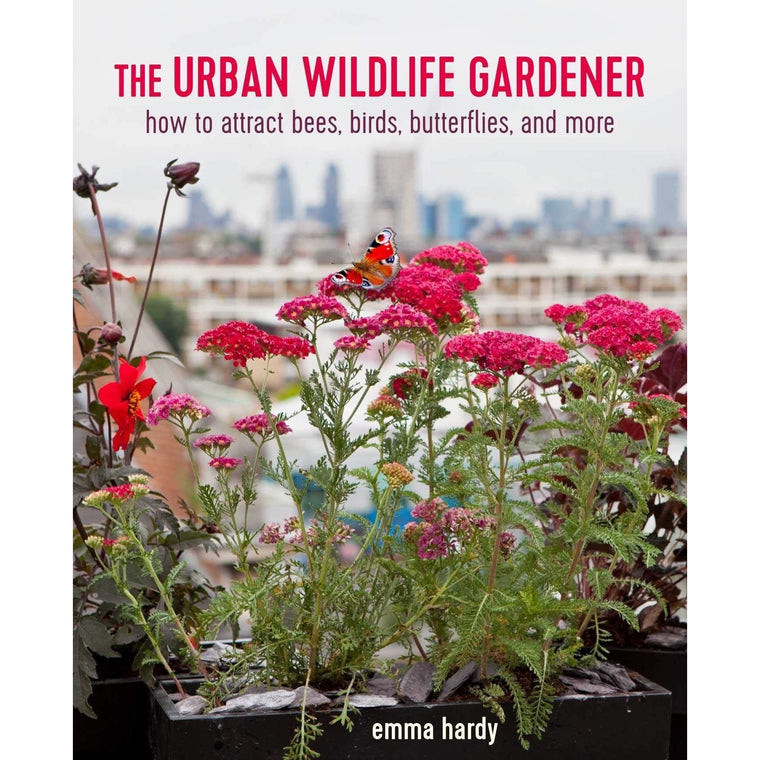 Urban Wildlife Gardener - New Book