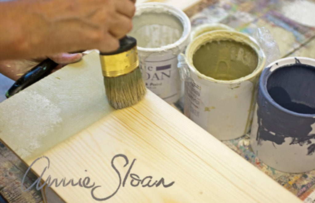 Annie Sloan Introductory Workshop