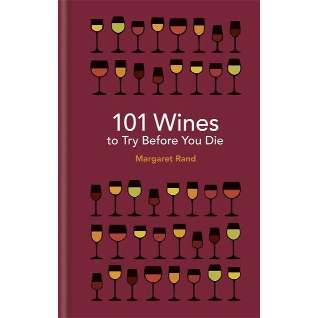 101 Wines To Try Before You Die - New Book