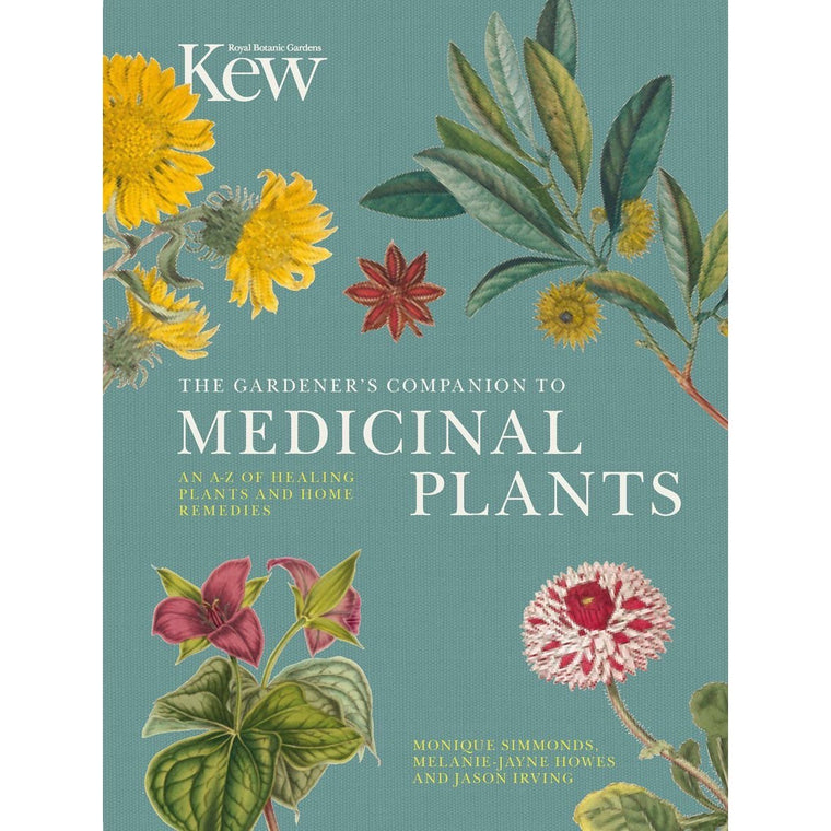 The Gardeners Companion To Medicinal Plants - New Book