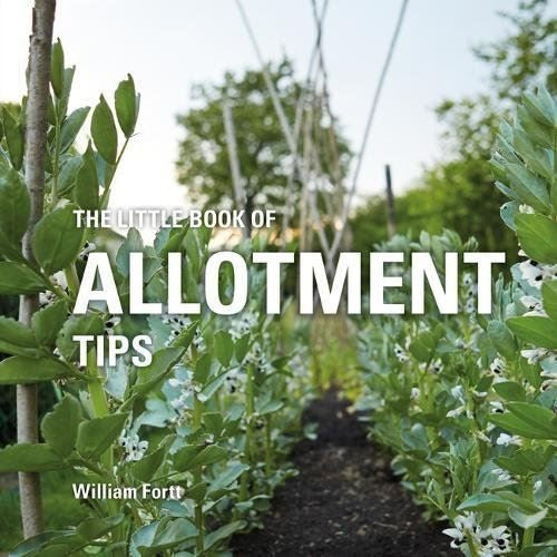 Little Book Of Allotment Tips - New Book