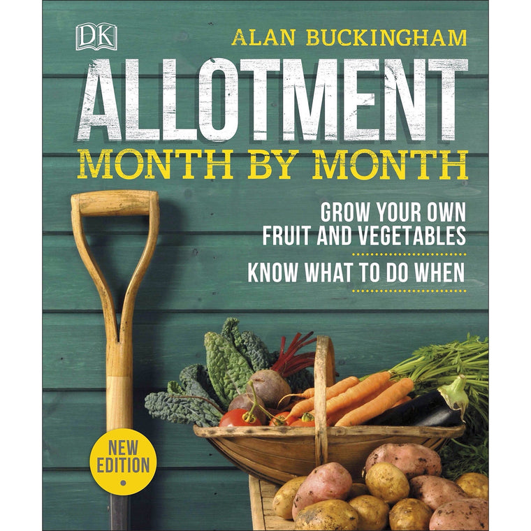 Allotment Month By Month - New Book