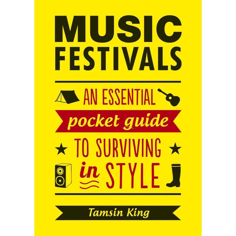 Music Festivals - New Book