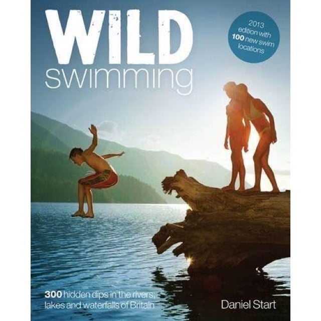 Wild Swimming - New Book