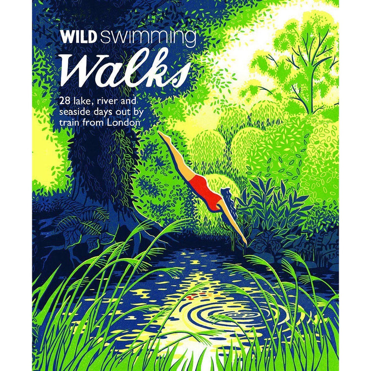 Wild Swimming Walks - New Book