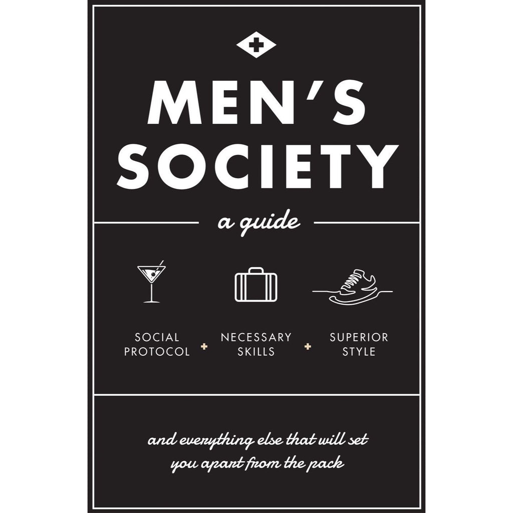 Men's Society: A Guide - New Book