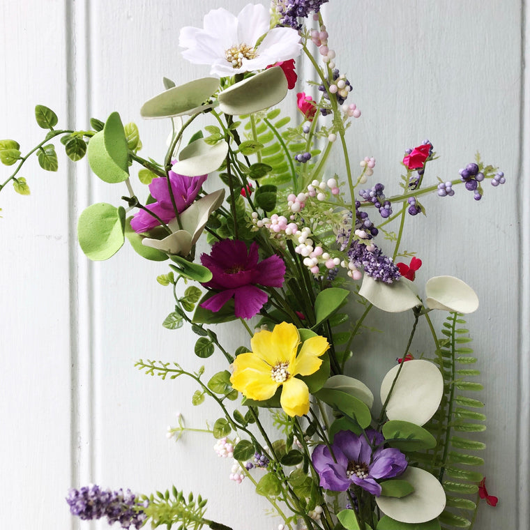 Meadow Flowers Garland