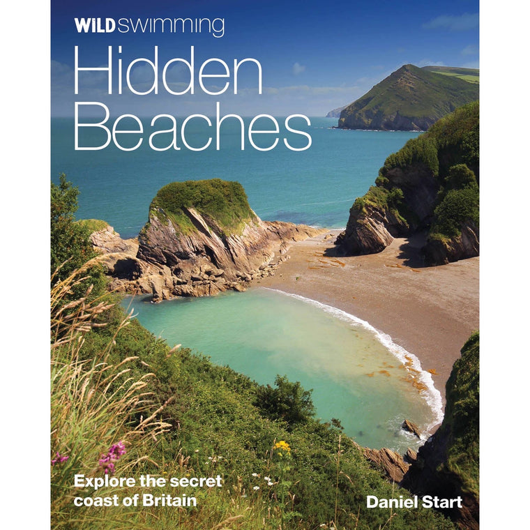 Wild Swimming Hidden Beaches - New Book
