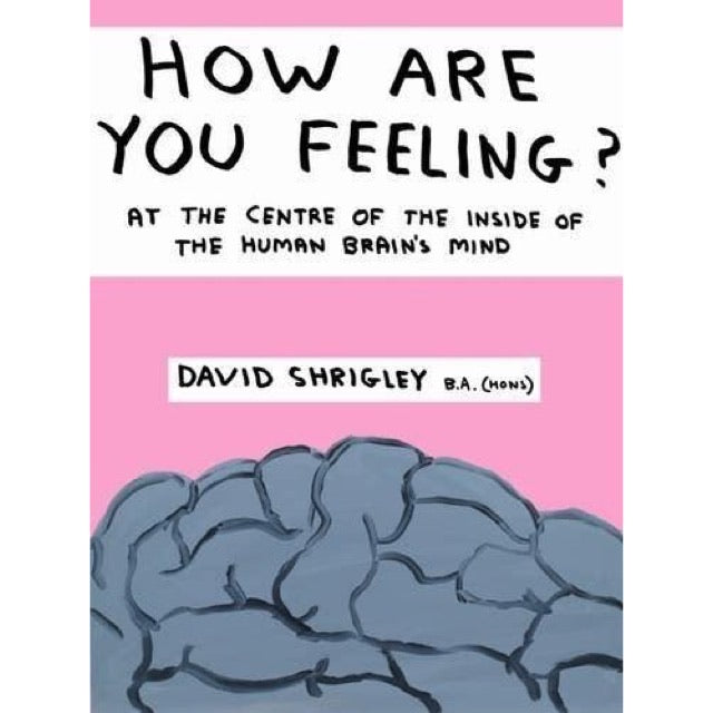 How Are You Feeling - New Book