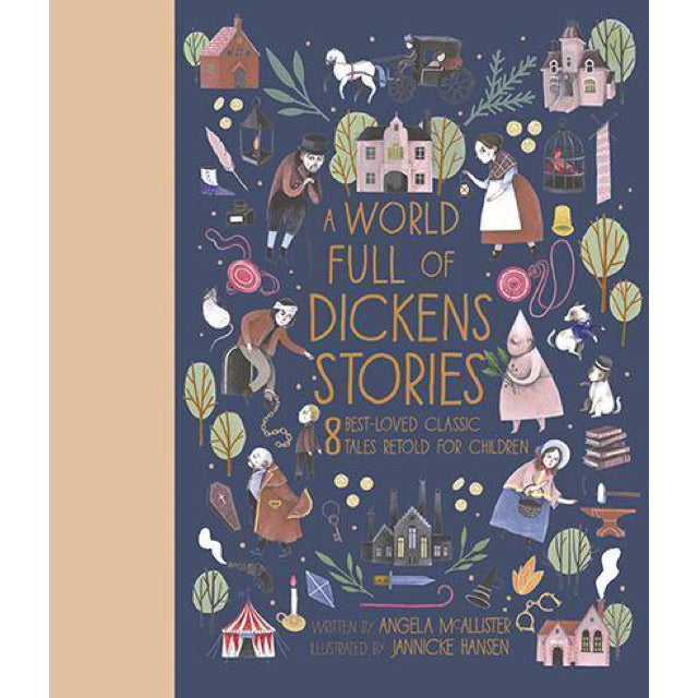 World Full Of Dickens Stories - New Book