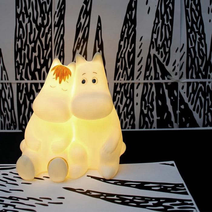 Moomin & Snorkmaiden Love LED Nightlight