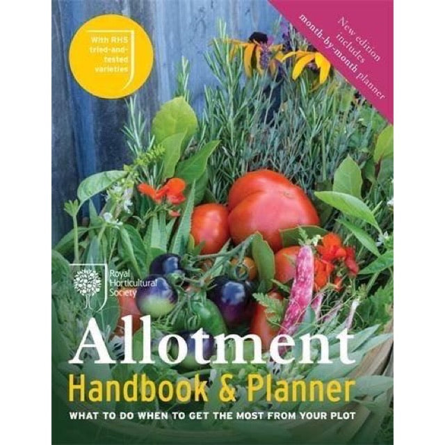 RHS Allotment Handbook - New Book