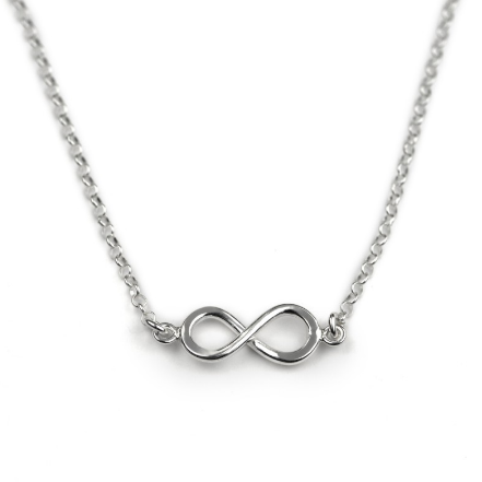 Tales From The Earth - Infinity Necklace