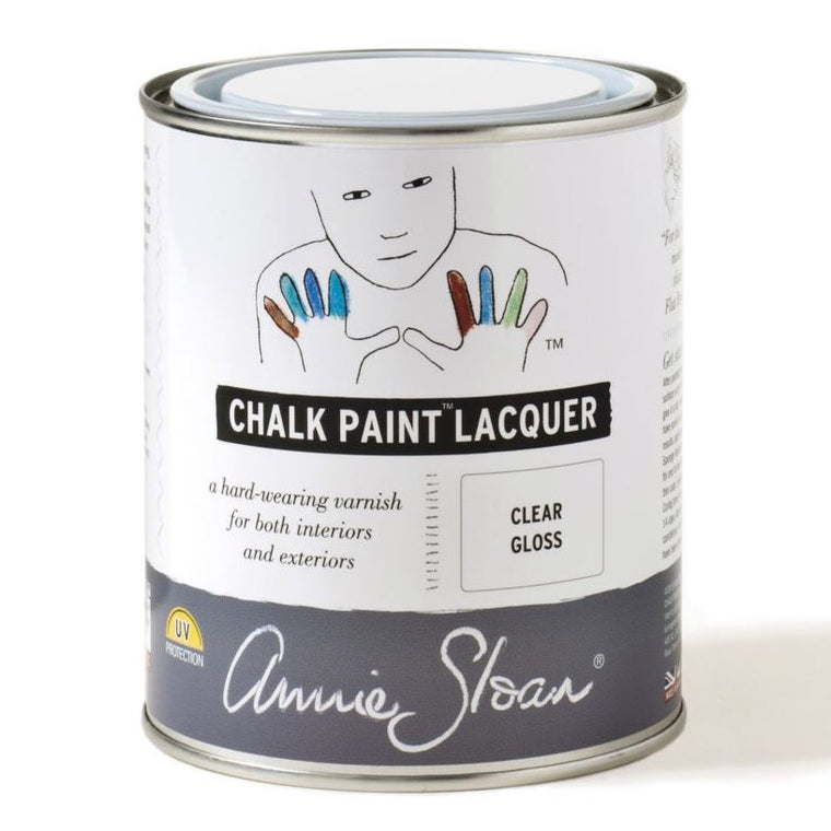 Annie Sloan Lacquer 750ml - 2 Finishes