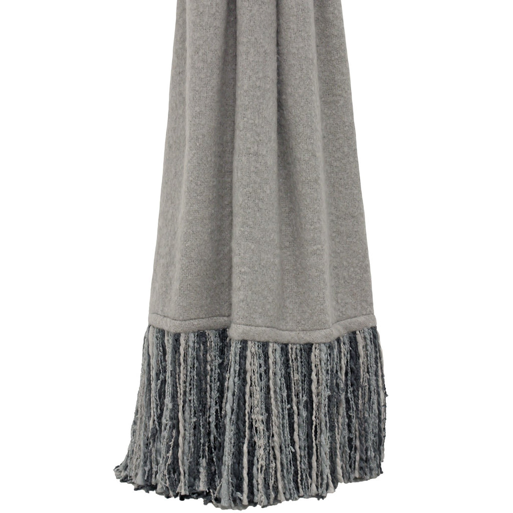 Riva Paoletti Mala Throw - Grey