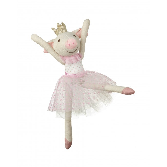 Pig Princess Doll - Large