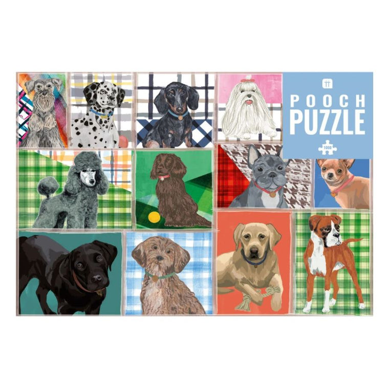 Pick Me Up Jigsaw Puzzle - Pooch