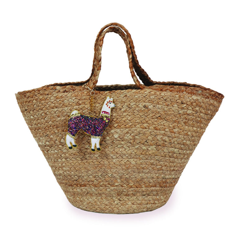 Powder Mila Basket Bag