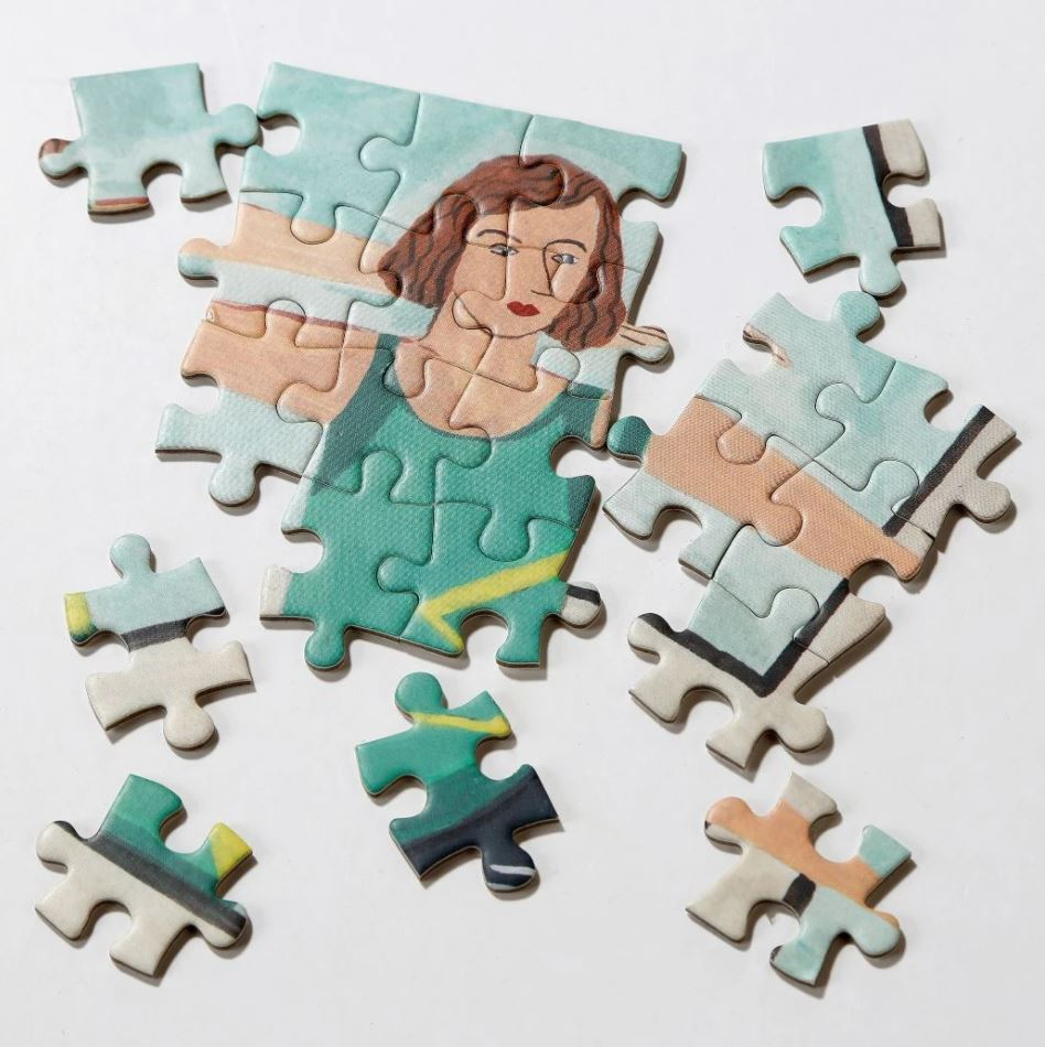 Pick Me Up Jigsaw Puzzle - Yoga