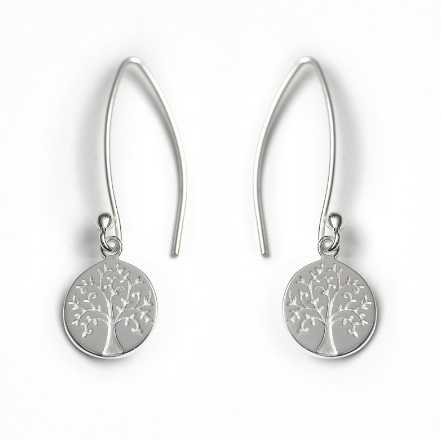 Tales Of The Earth - Tree of Life Earrings