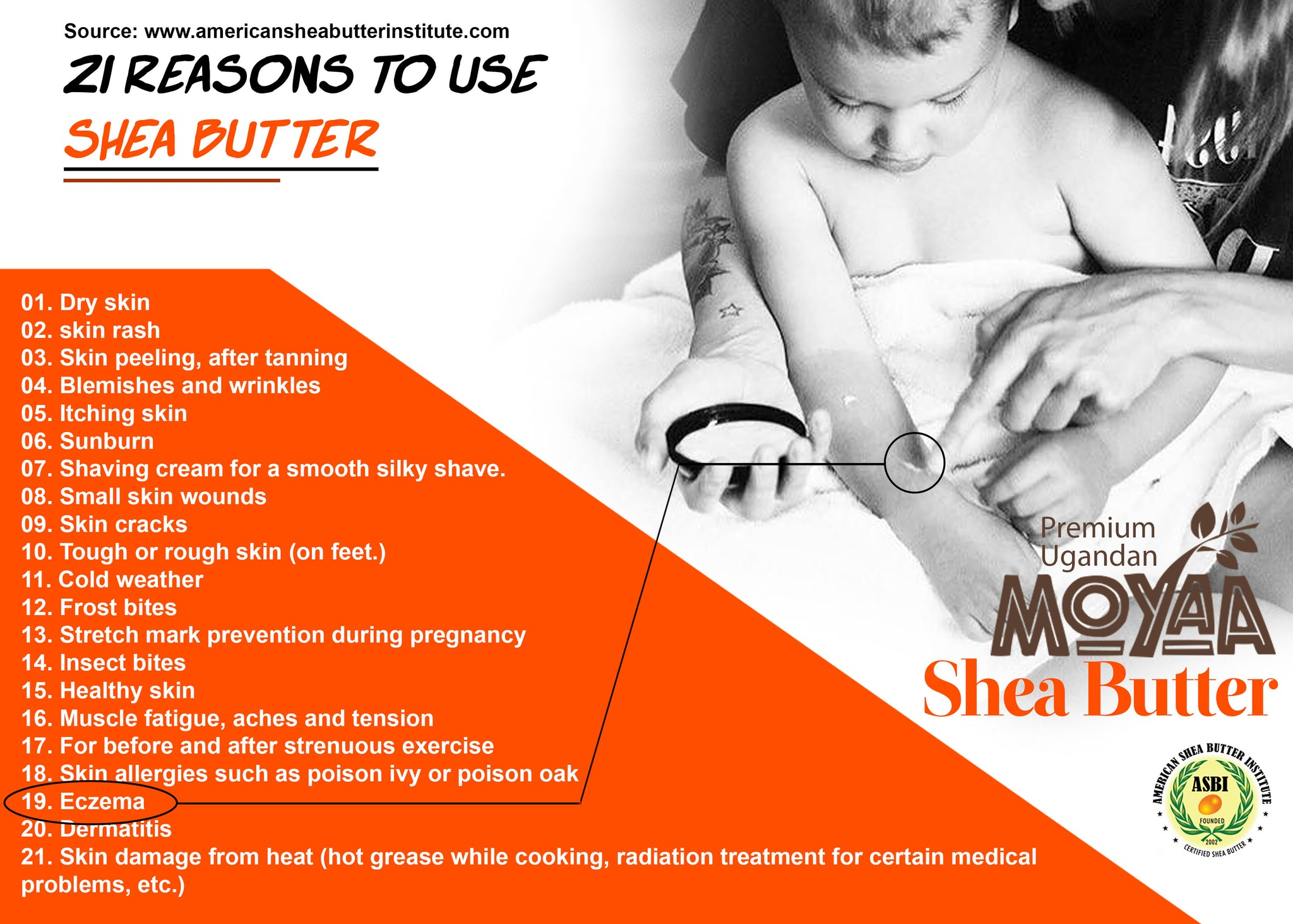 21 Uses for Shea Butter