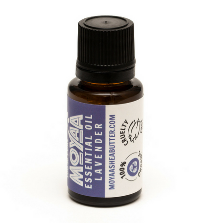Organic Lavender Essential Oil - Moyaa Shea Products Ltd