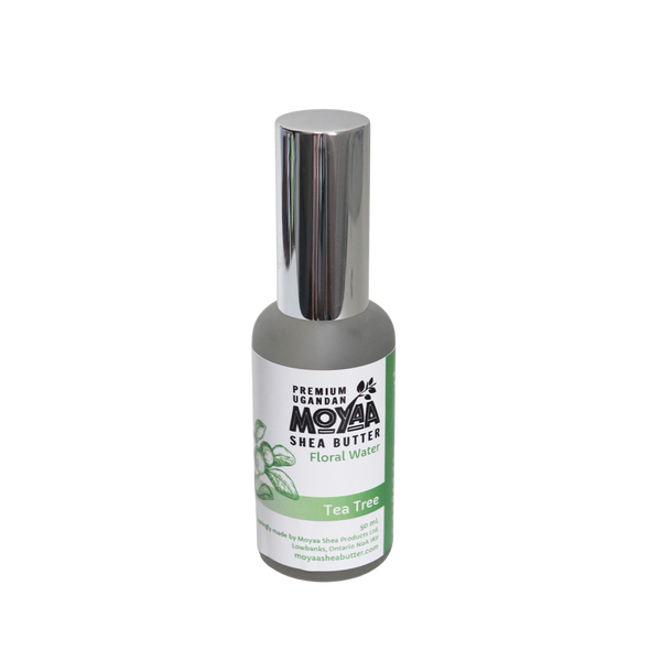 Tea Tree Floral Water - Moyaa Shea Products Ltd