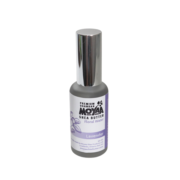 Lavender Floral Water - Moyaa Shea Products Ltd