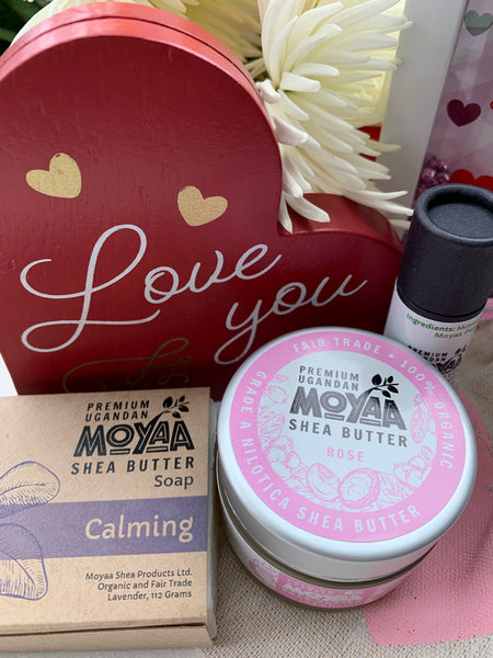Valentine's Special #1 - Moyaa Shea Products Ltd