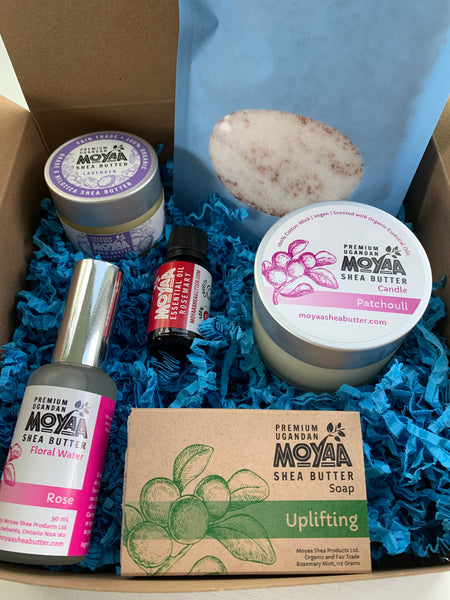 Large Gift Box - Moyaa Shea Products Ltd