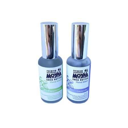 Floral Waters — Two Pack - Moyaa Shea Products Ltd