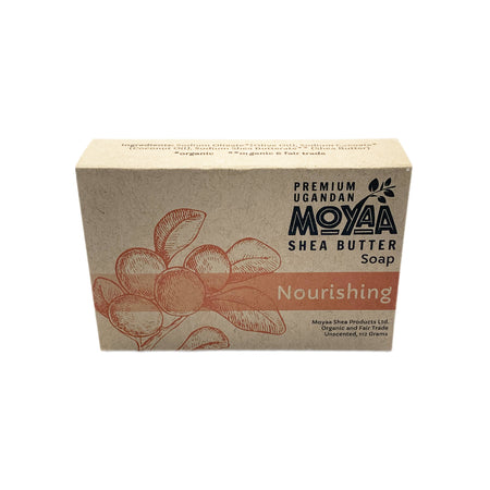 Moyaa Shea Soap - Unscented - Nourishing - Moyaa Shea Products Ltd
