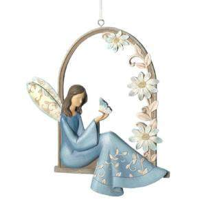 Angel's Arbor Wall Plaque - Granny Kate's