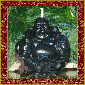 "Buddha, Mini Candle 2.5"" - Granny Kate's"