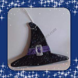 Witch Hat Ornament - Granny Kate's