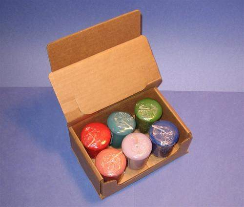 Votive Candles 6 pack - Granny Kate's