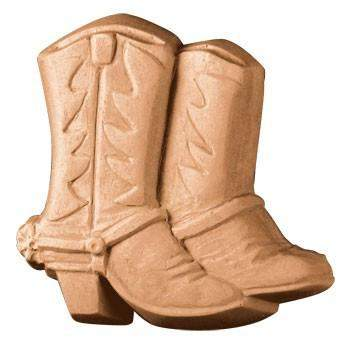 Boots with Spurs Soap - Granny Kate's