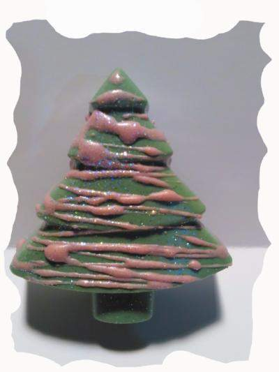 Christmas Tree  Soap - Granny Kate's