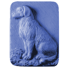 Dog Sitting Soap - Granny Kate's