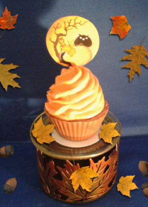 Halloween Cupcake Soap - Granny Kate's