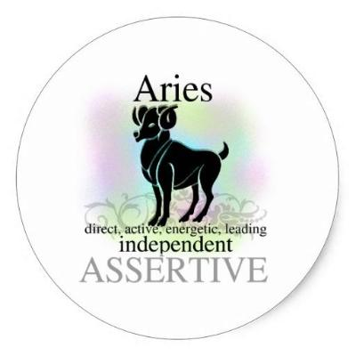 Aries Magnet Or Pin - Granny Kate's