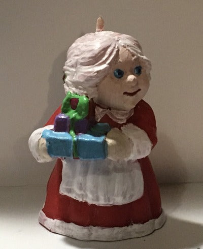 Mrs Claus Candle
