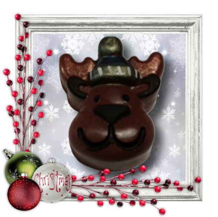 Reindeer Soap - Granny Kate's