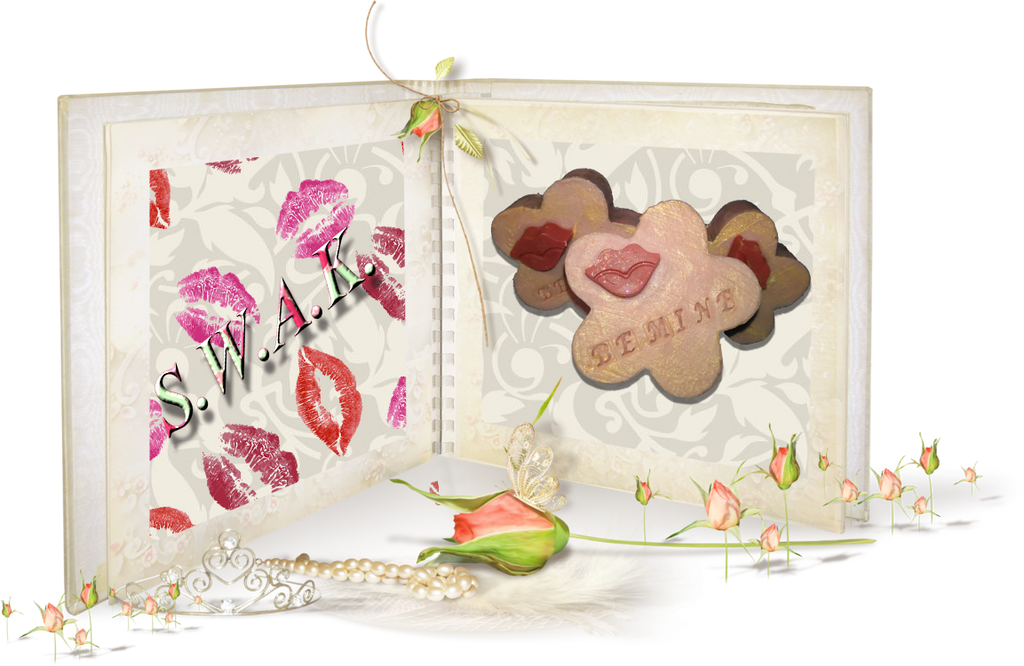 Sealed With A Kiss Soap - Granny Kate's