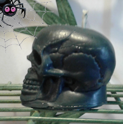 Skull Votive Candle - Granny Kate's
