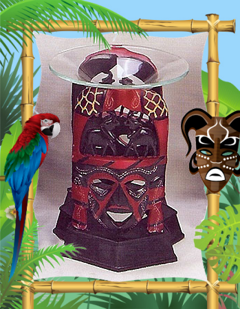 African Mask Warmer - Granny Kate's