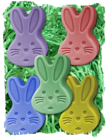 Easter Bunny Soap - Granny Kate's