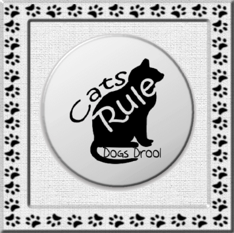 Cats Rule - Granny Kate's